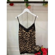 Animal Print Babydoll