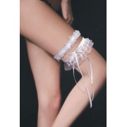 Combination Satin Ribbon Garter