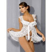 Beautiful Floral Lace Babydoll