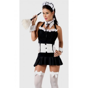 French kiss maid